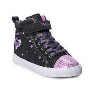 Disney D-Signed Royalty Rules Girls High Top Shoes